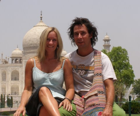 Taj Mahal and and us